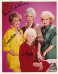 The Golden Girls B.Arhur,B.White,E.Getty,R.McClanahan